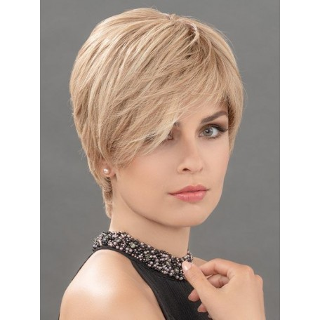 Hanna remy human hair topper from the Top Power collection by Ellen Wille