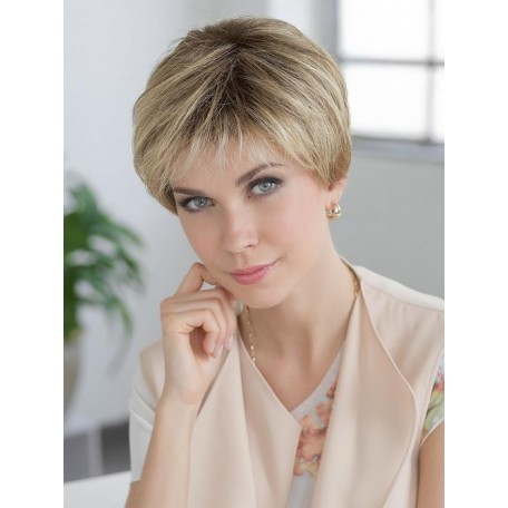 Top naturelle remy human hair top piece from the Top Power collection by Ellen Wille